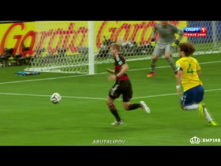 Шюррле добивает Сборную Бразилии |Abutalipov| vk.com/empire_fv