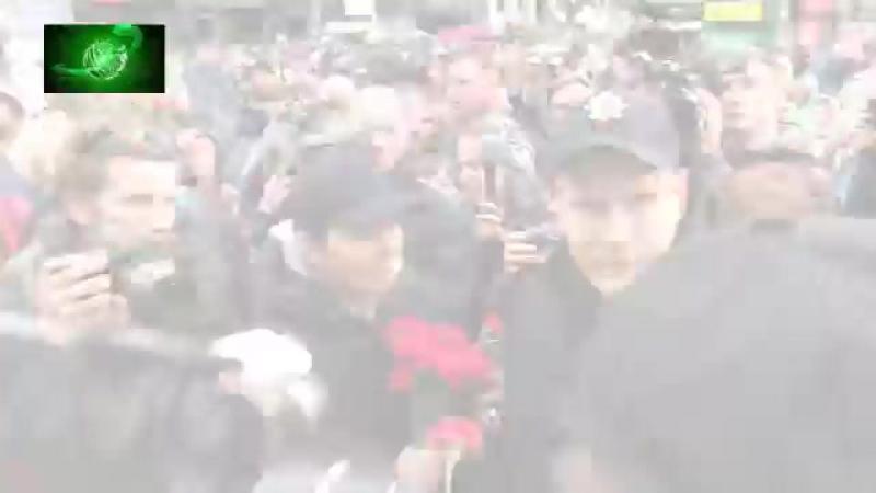 Унижение и ненависть- как неонацисты издевались над ветеранами войны в Киеве