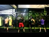 Школа бокса Good Old Boxing - Спурты на мешках(28.04.17)