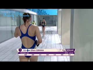 Womens Diving 10 - Beautiful Moments