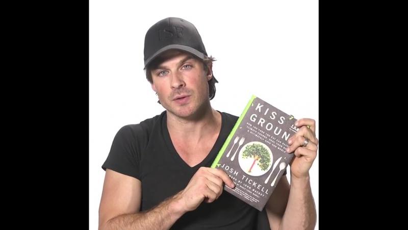 Kiss The Groun Book