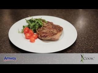 Рецепт стейка гриль icook