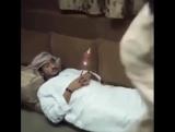 Когда первым уснул на арабской вписке