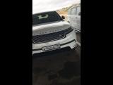 Тест драйв Range Rover velar
