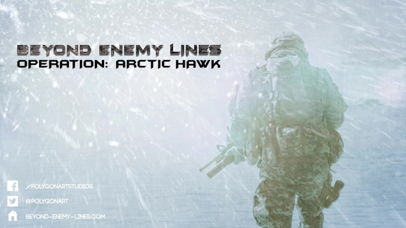 Beyond Enemy Lines Operation Arctic Hawk