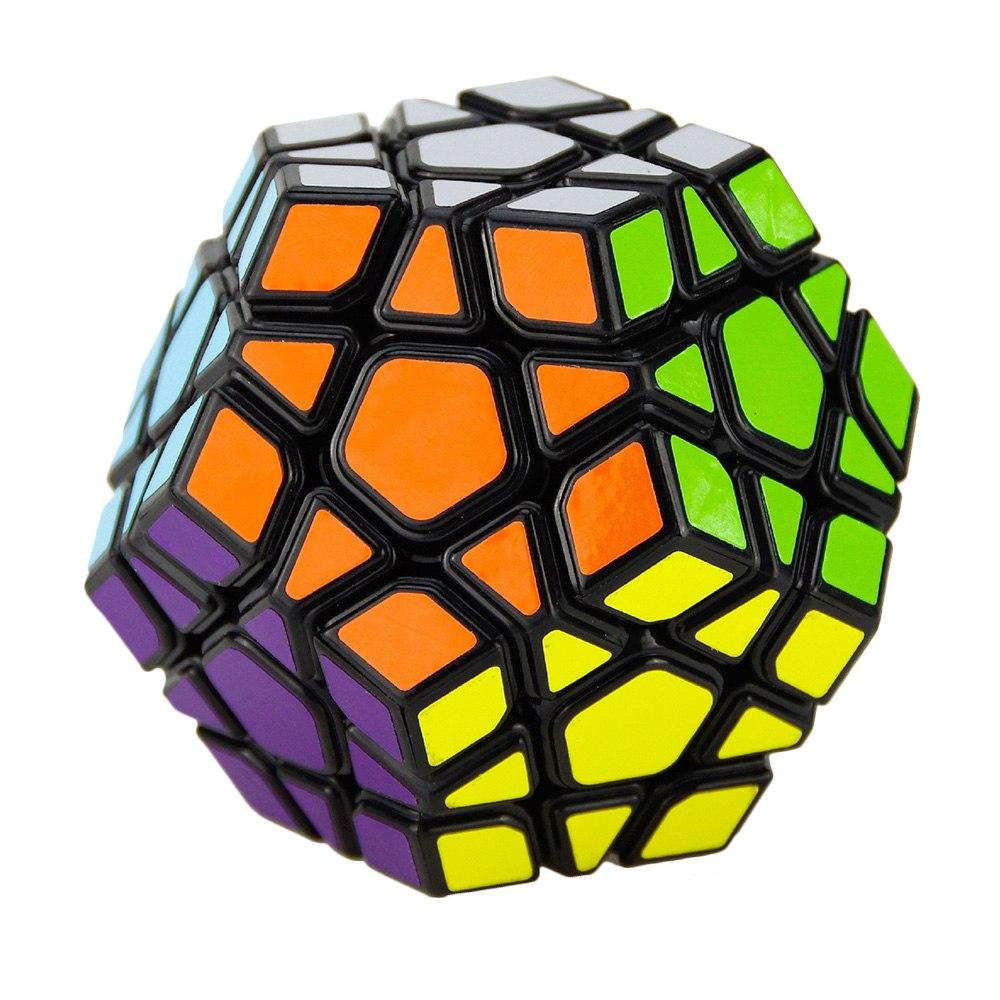 Кубик Рубик усложнился