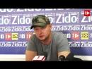 БумБокс сьогодні в Ужгороді, Андрій Хливнюк спілкувався з журналістами