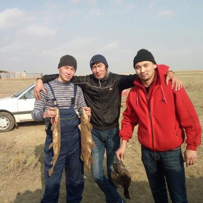 Артур Кенжегалиев