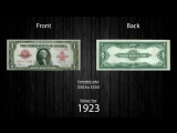 The Evolution of the American One Dollar Bill