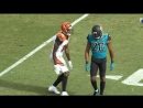 AJ Green vs. Jalen Ramsey FIGHT With Punches Thrown _ Bengals vs. Jags _ NFL