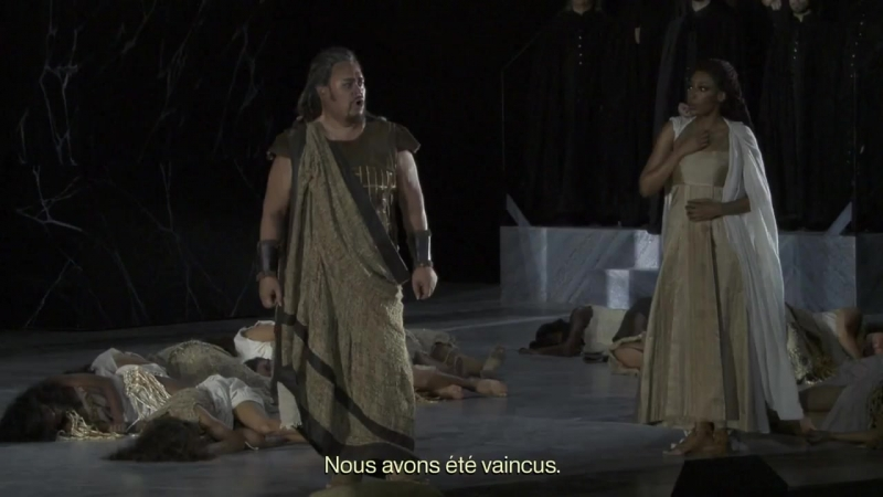 Chorégies d'Orange 2017 - Giuseppe Verdi: Aida (Orange, august 2017)