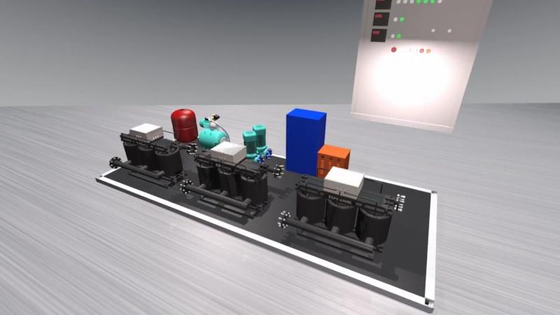 Терманик Модуль внутри 3D