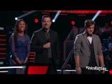 The Voice 2017 Battle - Aliyah Moulden vs. Dawson Coyle - Walking on Sunshine