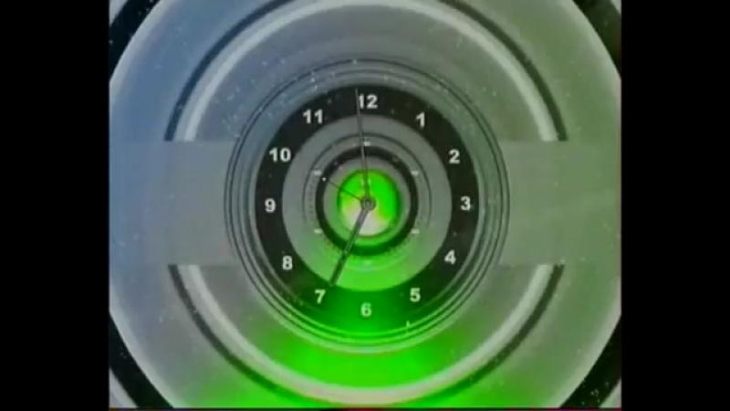 Новогодние часы (Енисей-регион (г. Красноярск), 01.12.2010-28.02.2011)