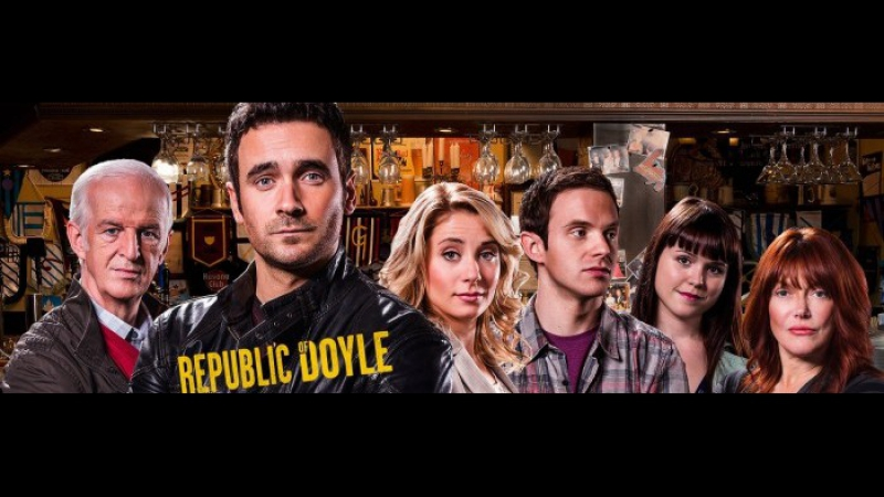 Republic of Doyle - Trailer