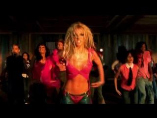 Бритни Спирс \ Britney Spears - Im A Slave 4 U (HD 720p) клип