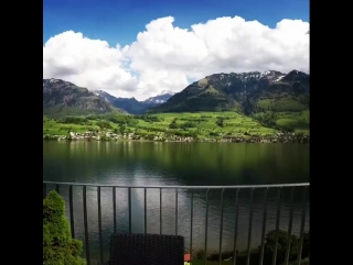 Дом у озера Зарнен