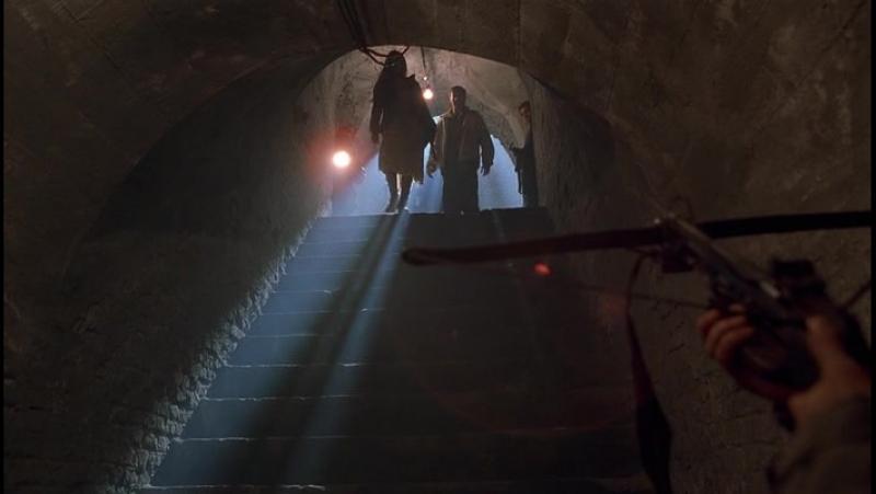 Дракула 3: Наследие (Dracula III: Legacy) (2005) (Мистический Фильм Ужасов совместного производства США и Румынии)