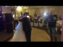 Первый танец с папулей💕💙💕