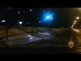 Сотрудники ДПС ГИБДД задержали нарушителя на автомобиле Lexus