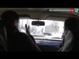 Как таксист Джошуа подвозил