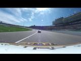 #20 - Matt Kenseth - Onboard - 2017 NASCAR Monster Cup - Round 32 - Kansas