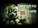 Groundbreaking - Springtrap Finale (russian cover by DariusLock) [Five Nights At Freddy's 3]