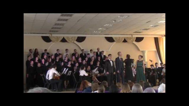Валерий Данилян,Назарий Муратов,Надежда Слюсарева,хор и народный оркестр СКМК-С...
