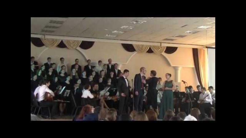 Виталий Данилян,Назарий Муратов,Надежда Слюсарева,хор и народный оркестр СКМК-П...
