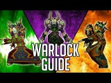 Vanilla WoW NOSTALRIUS Warlock Guide - PvE, PvP, Gear, Professions, Talents, Leveling