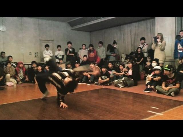 Bboy Hal Fumiya (Fumiya Akahori)