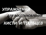 Упражнения для восстановления и тренировки кисти и пальцев Simple Exercises for Hands and Fingers