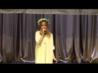 ИРИНА - песня Птиченька из репертуара