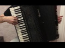 Metal Gear Solid 2 Sons of Liberty - Main Theme Accordion Cover