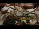 Electrolux Sous Vide in your oven the secret to restaurant quality dishes