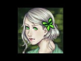 Green and grey (my OC) SPEED PAINT