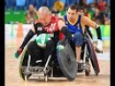 Wheelchair Rugby Japan vs Sweden Preliminary Rio 2016 Paralympic Games