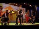 GLEE - Youre The One That I Want Full Performance HD
