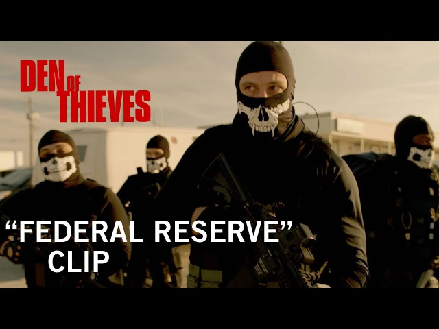 Den of Thieves   Federal Reserve Clip   In Theaters January 19, 2018