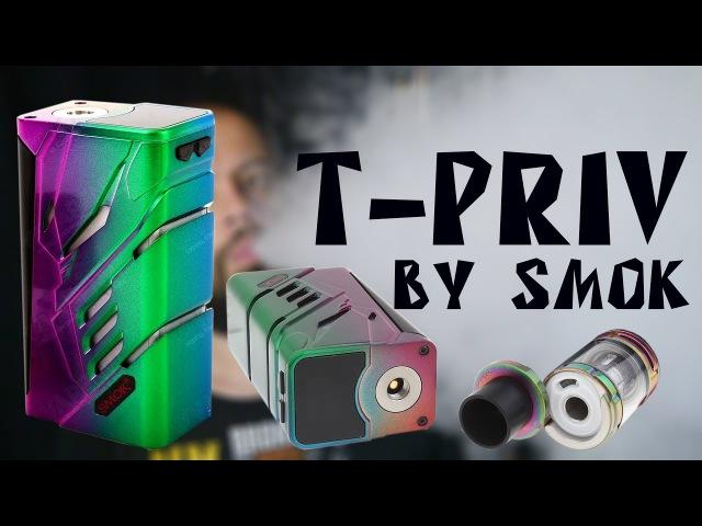 T-PRIV KIT 220W by SMOK | Детальный обзор