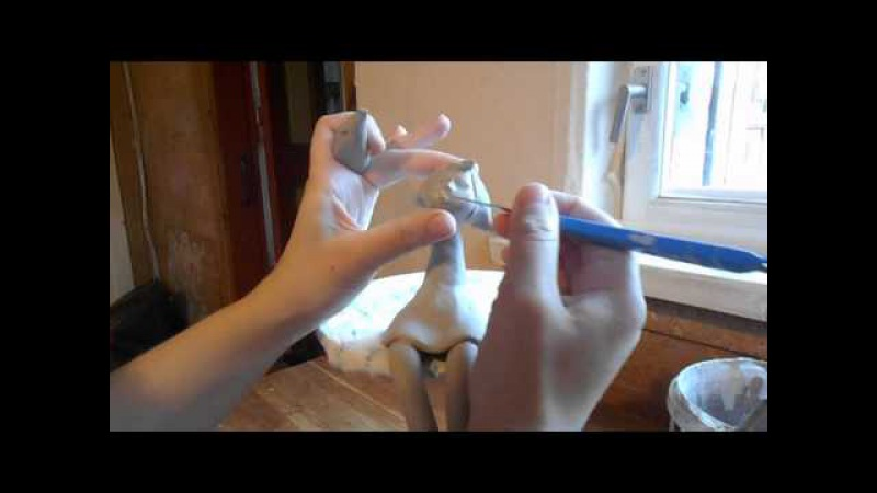 How To Make Ceramic Girl Angel Tutorial