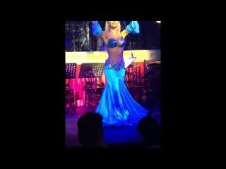 Oryantal Didem at Opera Club, Istanbul