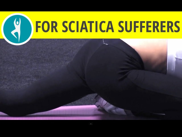 Stretch your gluts buttocks stretching for piriformis muscle - appropriate for sciatica sufferers