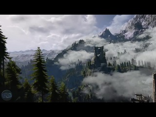 The Witcher 3 - Landscape