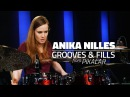 Anika Nilles Grooves Fills from Pikalar FULL DRUM LESSON Drumeo