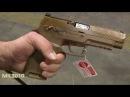🔥 Новый модульный пистолет M17 для Армии США / SIG Sauer P320