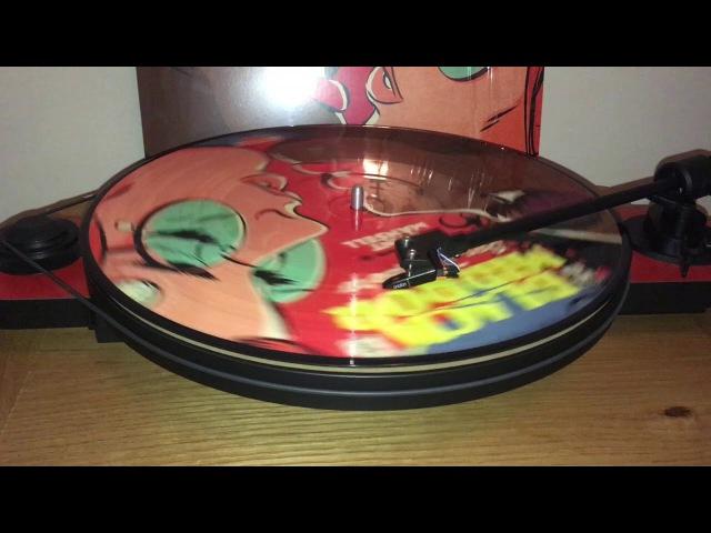 Clint Mansell Black MIrror: San Junipero Vinyl Rip