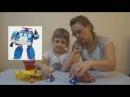 Алиса и Катя игра Поли робокар Катя и Макс чалендж Robocar Poli