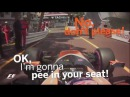 Button Threatens To Pee In Alonso's Seat | F1 Best Team Radio 2017