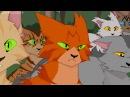 Коты воители - Время.нас не лечит